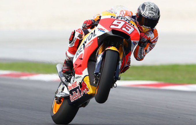 Happy Birthday Marc Marquez! 5 x world champion. 2 4 years old today!