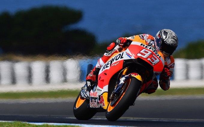 Happy Birthday to five-time World Champion Marc Marquez! He turns 24 today