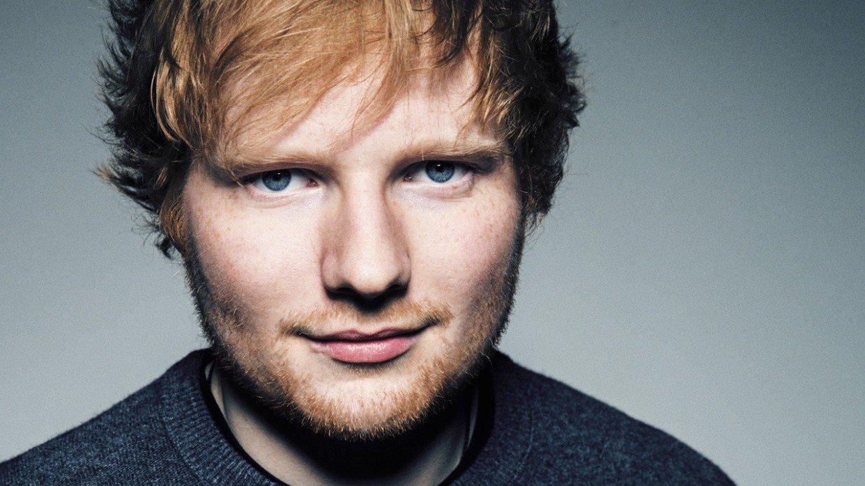 [MOMENT] Hari ini Ed Sheeran berulang tahun ke-25. Happy birthday :D