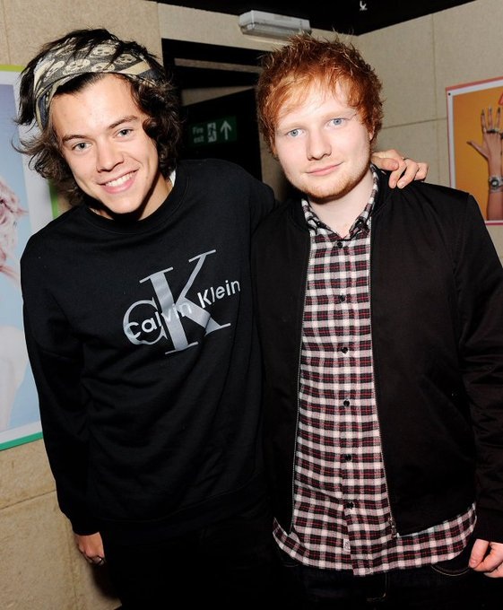 Happy birthday Ed Sheeran