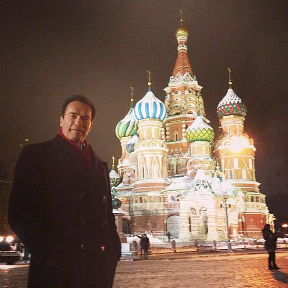 RT @DmitryBasharov: Тоже Красная Площадь.. :) #Russia #Moscow #RedSq ...