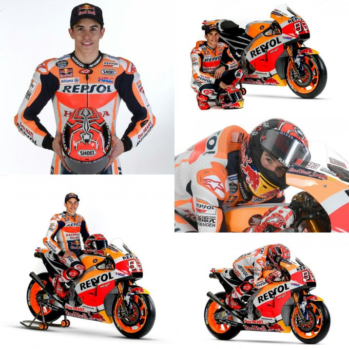 Happy 24th birthday Marc Márquez.