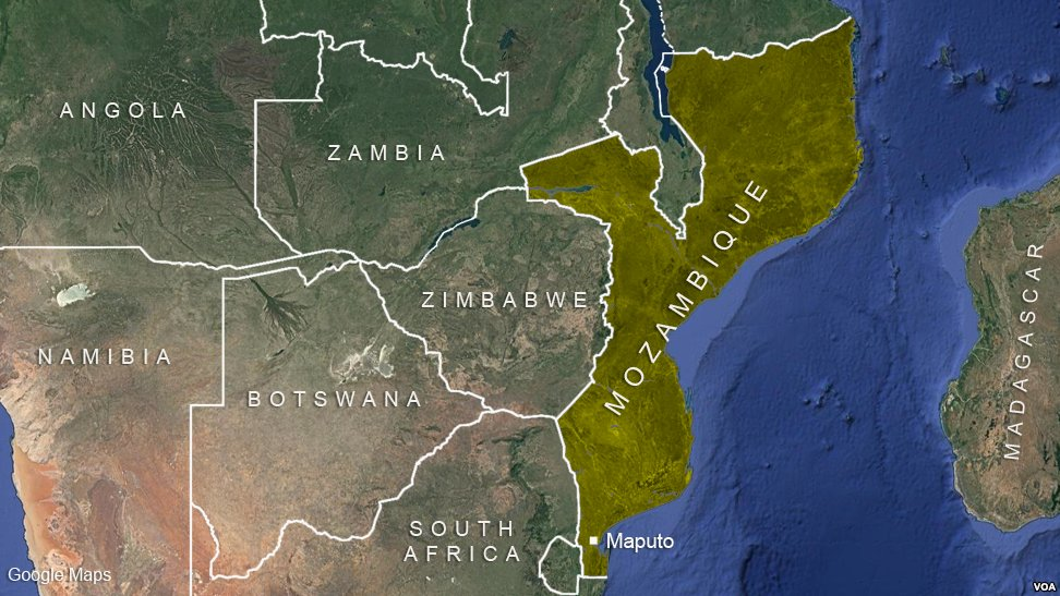 Tropical Storm Dineo Kills at Least Seven People in Mozambique