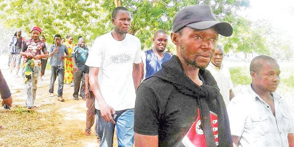 Deportees narrate ordeal in Mozambique