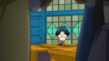 【ころQ!】さらに、来週2/24(金)配信開始の第10話「竹林、E組やめるってよ」のSTORYを更新しました!本日配信開