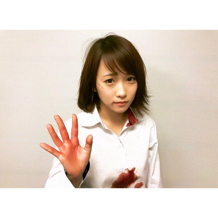 映画「亜人」下村泉役で出演させていただきます。長かった髪をバッサリ切りました。アクションシーンは、バッチバチに戦いました