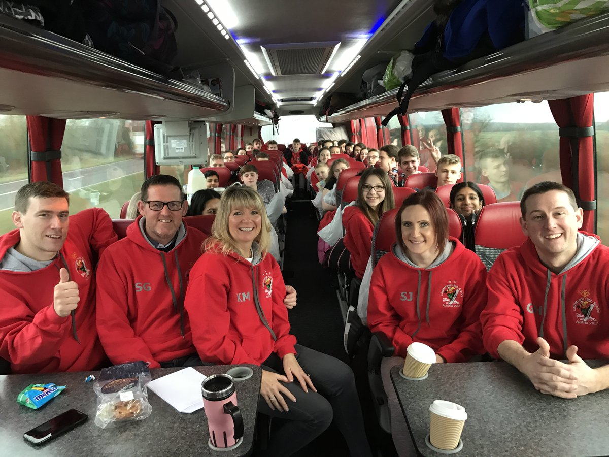 test Twitter Media - The Austria 2017 ski trip is on route! https://t.co/aWiVrm7Qlr