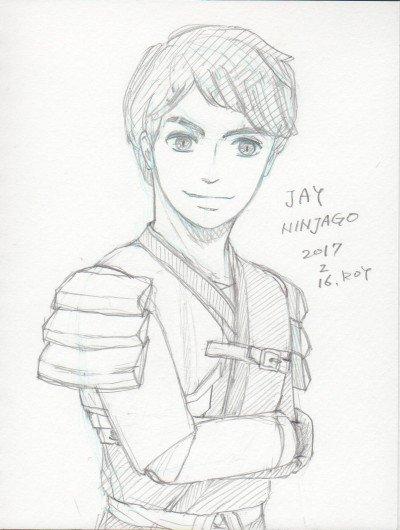 #ninjago  JAYI want to know designs of theirs ninja wear &am