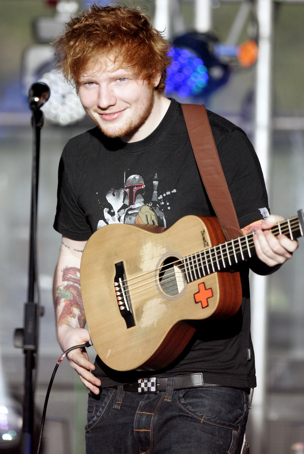 Happy birthday to an amazing singer ed sheeran!!