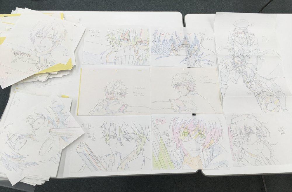 【青春×機関銃】「アニまるっ!」にて2/22(水)から開催予定の企画に向けて鋭意準備中~!⇒ #aoharu_anime