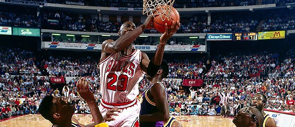Happy Birthday : Le Top 50 en carrière de Michael Jordan -