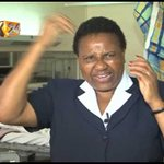 Nerea Ojanga has been a midwife for 37 years at the KNH