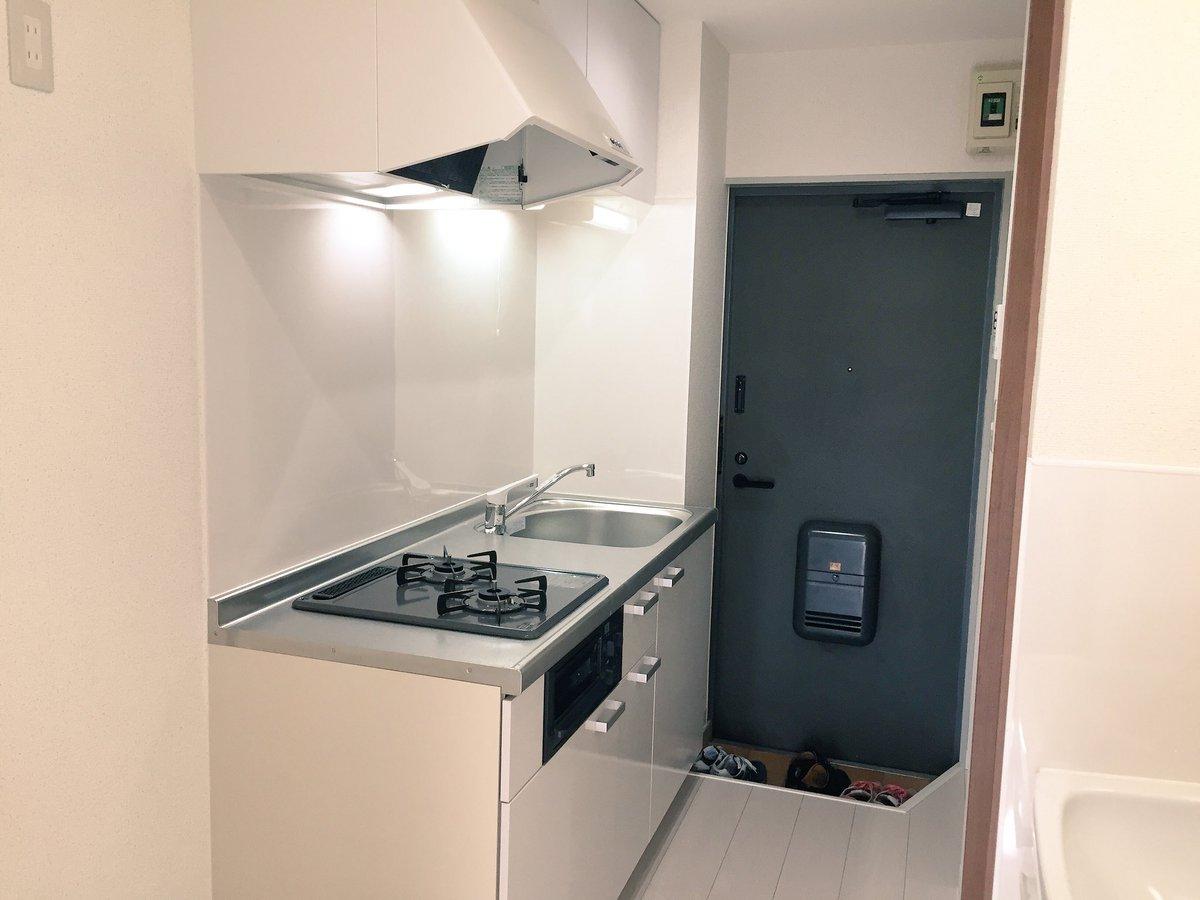 西荻窪10分。フルリフォーム済の素敵なメゾネットタイプの1DK✨独立洗面台、ガスコンロ二口、オートロック。96,000円