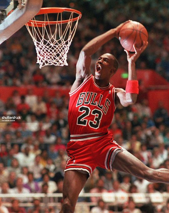 Happy Birthday to the  Michael Jordan!