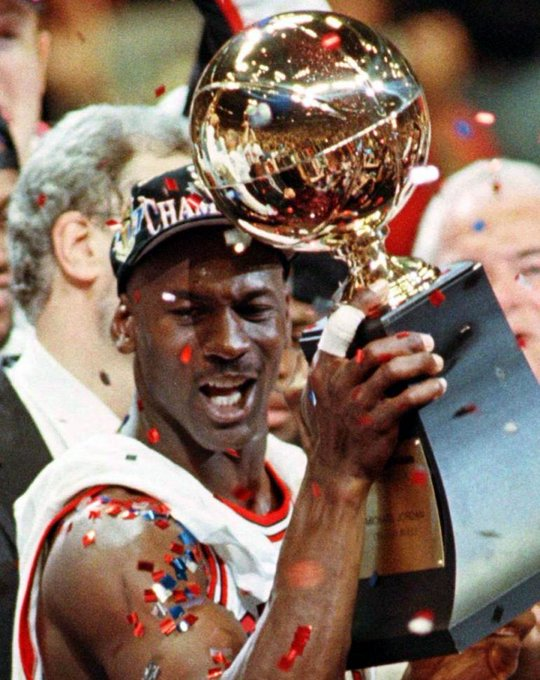 Happy Birthday to one of the greatest athletes of all time, Michael Jordan!