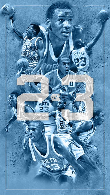Happy birthday to Tar Heel legend Michael Jordan.
