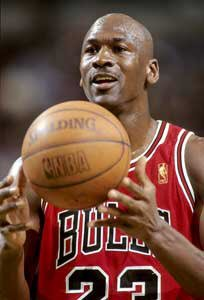 Michael. Jordan. Happy. Birthday.