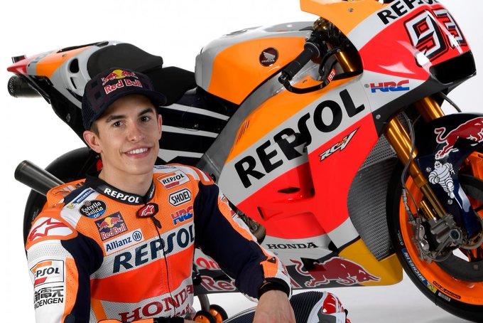 MotoGP: Herzlichen Glückwunsch zum Geburtstag, Marc Márquez! MotoGP: Happy Birthday, Marc Márquez!