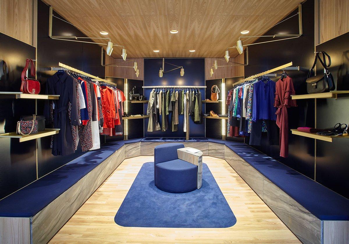 #VanessaSeward   ロンドン ノッティングヒル店 42 Ledbury Rd, London, W11 2AB. 建築: #LaurentDerooArchitecte https://t.co/EuPKwrYCtA