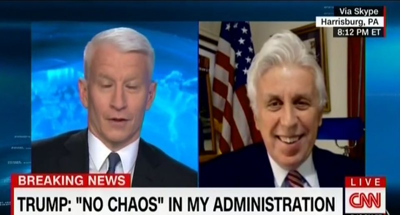 Stunned Anderson Cooper hammers Jeffrey Lord: Can Trump do anything 'that you would ever criticize?' https://t.co/dLrRWAgs4n