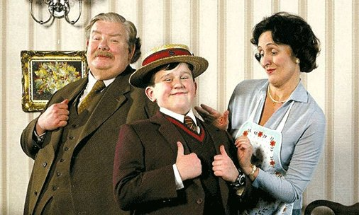 WOW! Look how great Harry Potter's Dudley Dursley looks after amazing weightloss:
