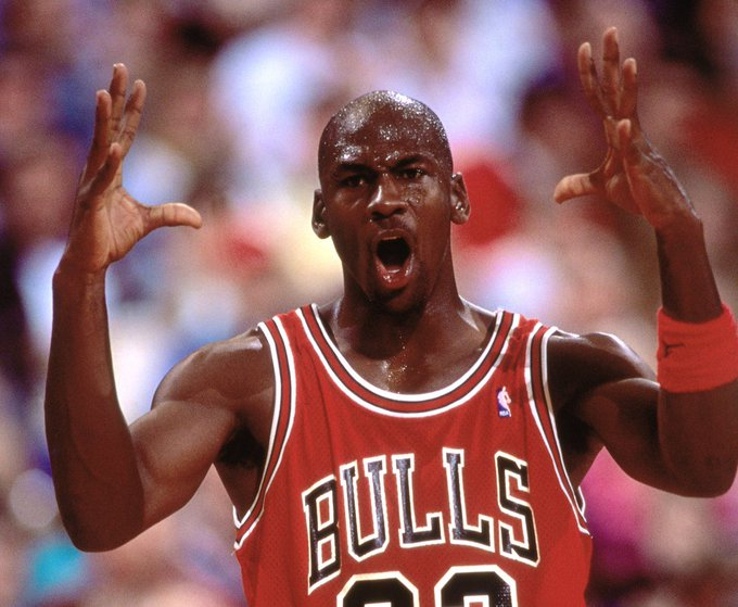 Happy Birthday Michael Jordan.