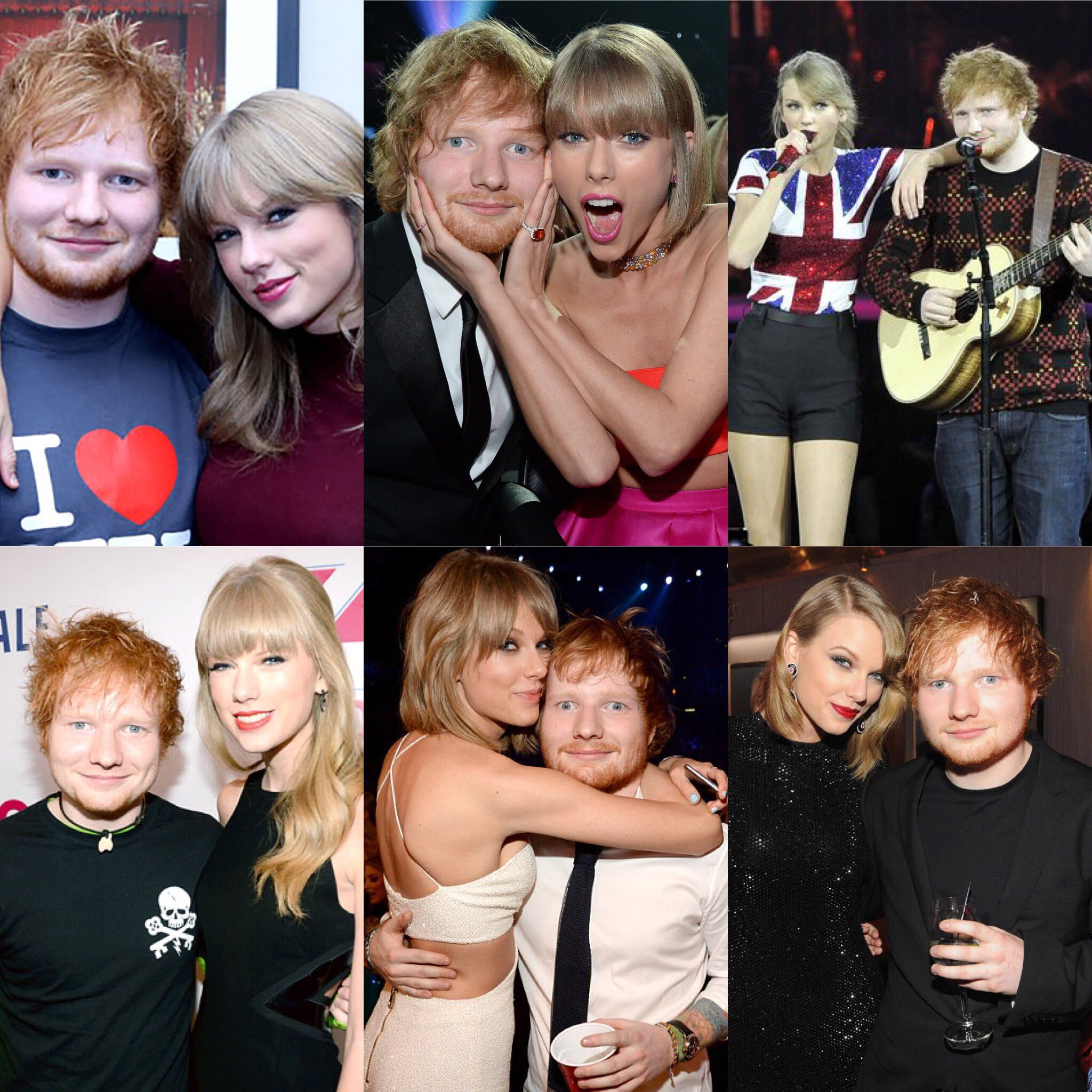 Happy 26th Birthday, Ed Sheeran!