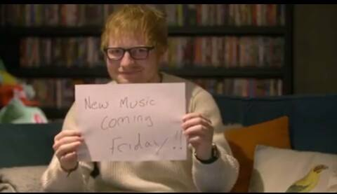 You will like Ed .... Happy Birthday to Ed Sheeran Ed