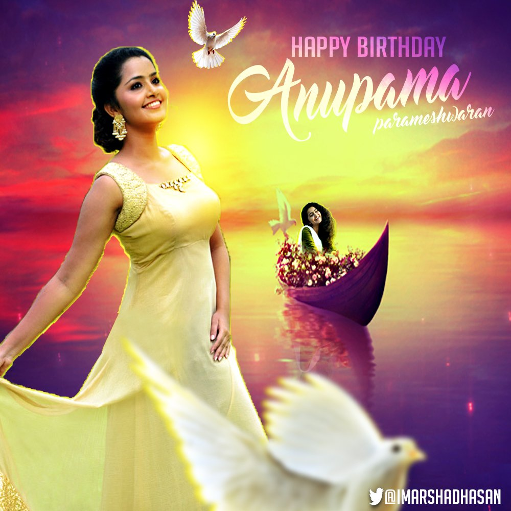 A common DP Design by me for the angelic Beauty .... Happy Birthday