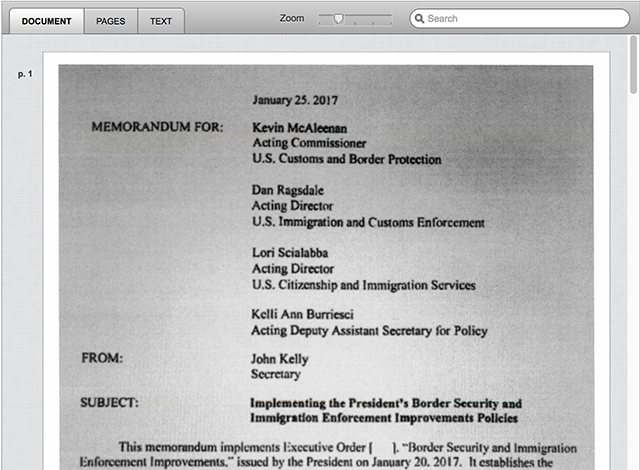 The memo that proves Trump had considered mobilizing the National Guard to round up unauthorized immigrants. https://t.co/0HS39iTda7