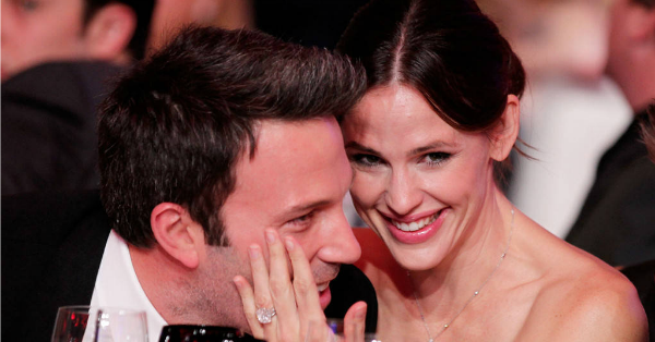 "Breaking up is hard to do: Jennifer Garner and Ben Affleck's relationship ""is very fluid."""