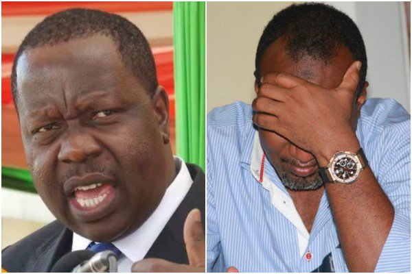 University speaks about Joho degree as Matiangi tough rules rattle holders of fake degree