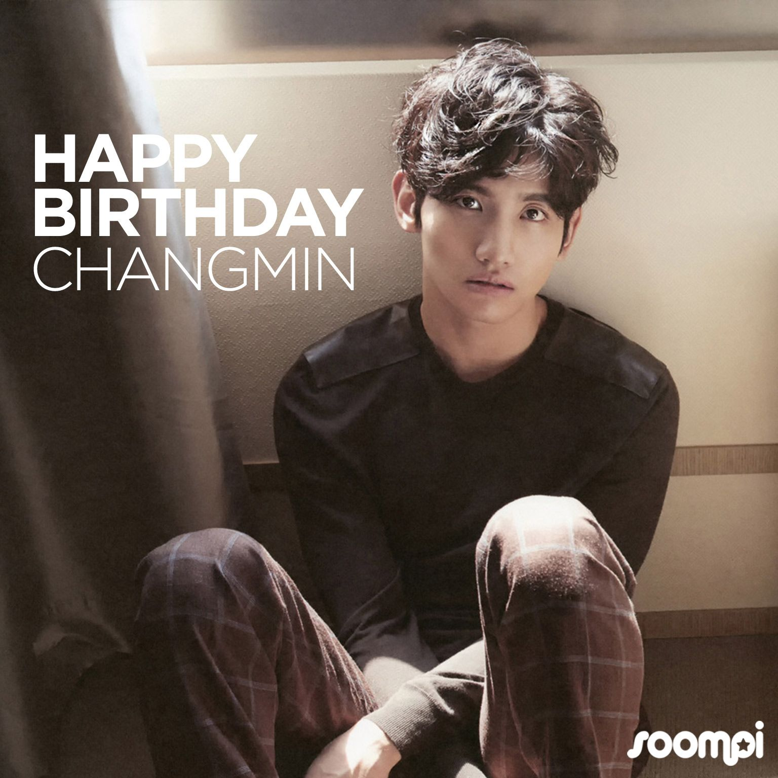 Happy Birthday to #TVXQ's Changmin! #HappyChangminDay https://t.co/lDcv0489t3 https://t.co/68CHPGkCmY