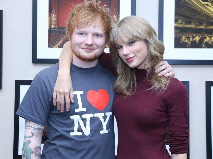 Happy Birthday Ed Sheeran!