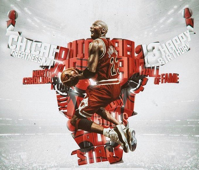 Happy 54th Birthday To My Guy, The G.O.A.T, Michael Jordan