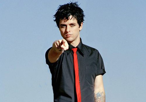 Happy birthday to lead singer Billie Joe Armstrong!