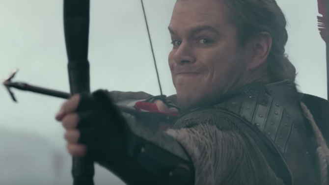 Box Office: Matt Damon's TheGreatWall topples FistFight, ACureForWellness on Thursday