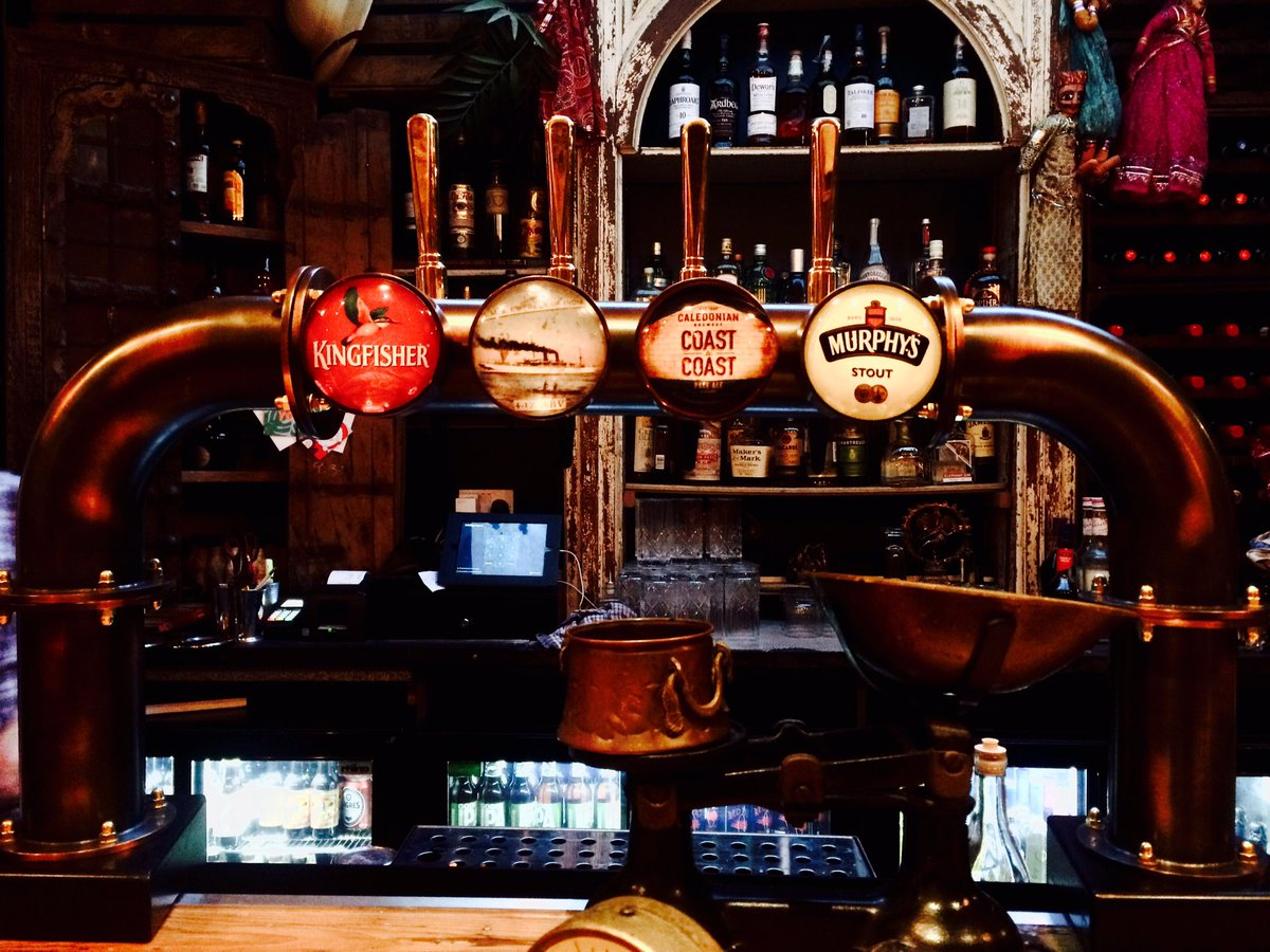 The Imperial Durbar London's Best Themed Bars