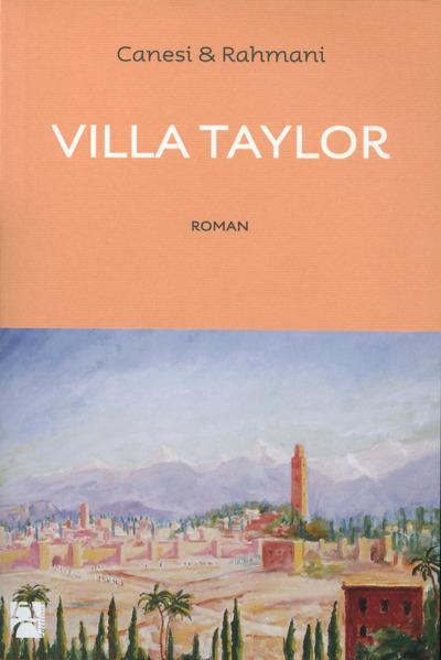 Michel Canesi et Jamil Rahmani présentent leur livre « Villa Taylor » #BibliothèqueMedicis #VendrediLecture