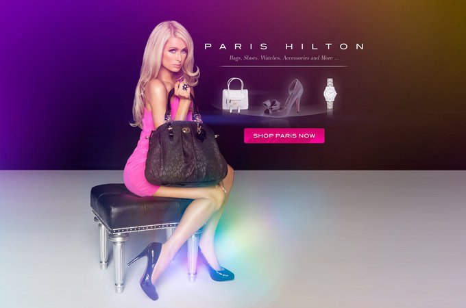 Happy Birthday Paris Hilton.