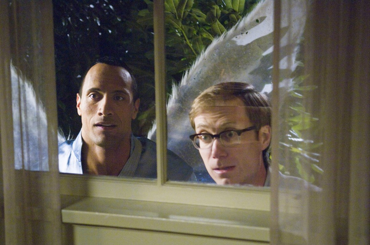 RT @Film4: Years before Fighting With My Family... a collaboration is born. @TheRock @StephenMerchant https://t.co/IwxlNlnjKc