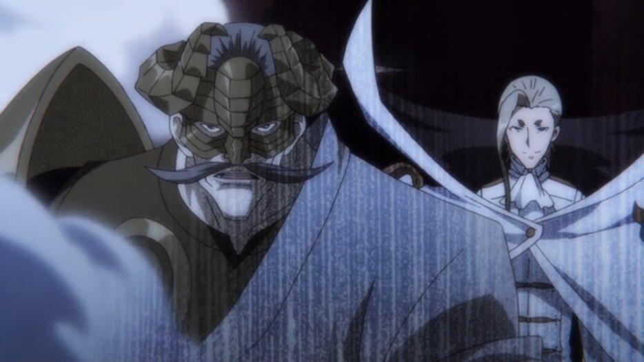 程普の仮面のデザインいいよな。結構好きだった #侍霊演武