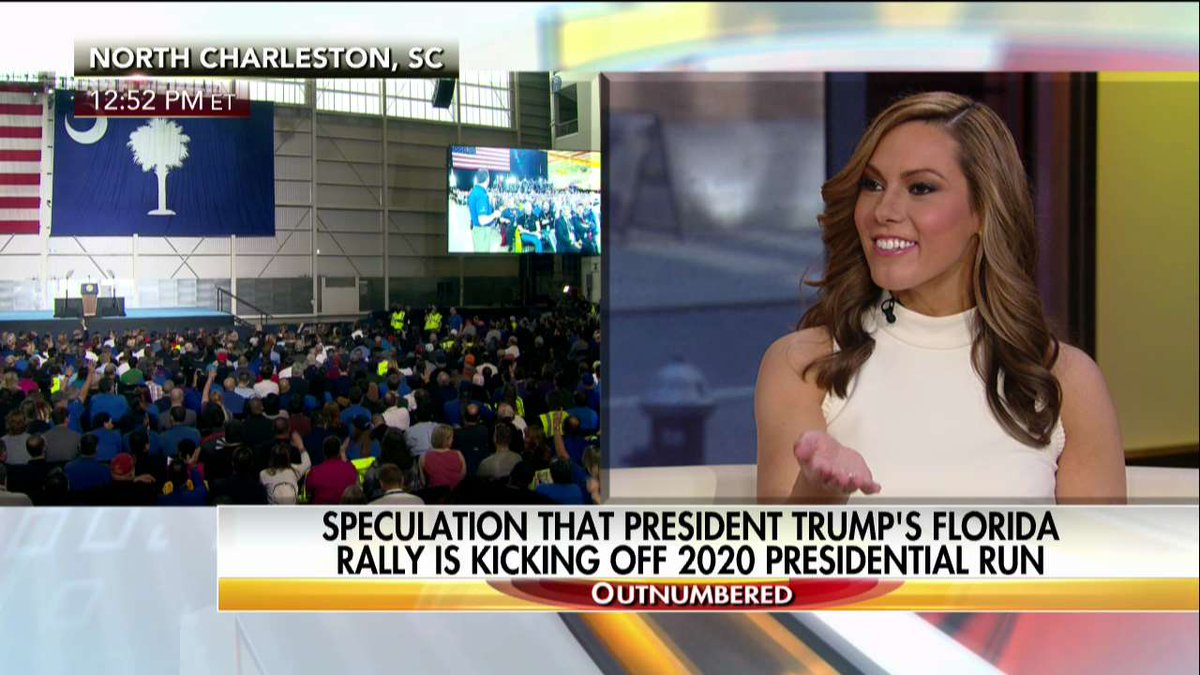 ".@LisaMarieBoothe ""[@POTUS] circumvented the media and he went straight to the people."" #Outnumbered"