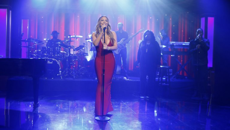 "Mariah Carey on being ""victimized"" over NYE performance"
