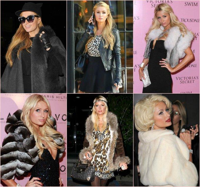 Happy 36th Birthday to businesswoman & model, Paris Hilton!