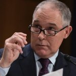 Donald Trump targets environmental and climate rules as Scott Pruitt prepares to take EPA role