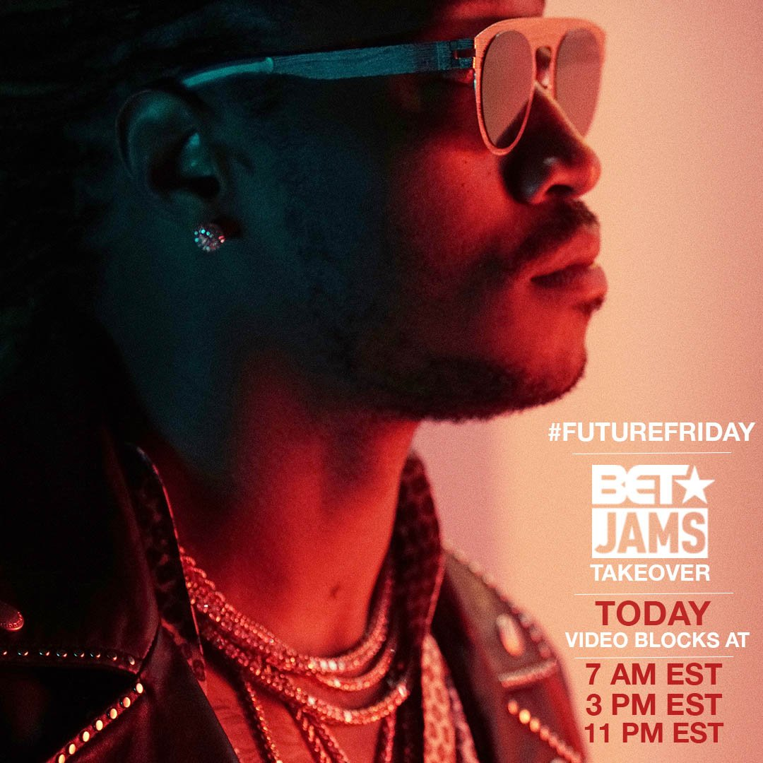 #FutureFriday is today on @BETJams https://t.co/5rny4f9i9a