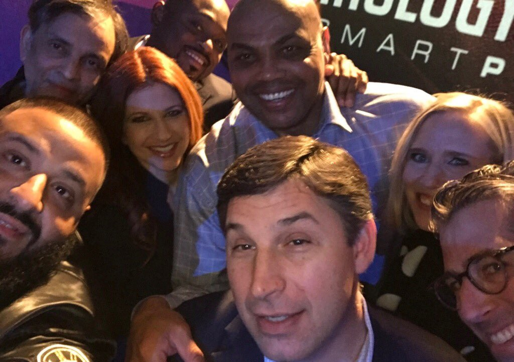 We finally got Charles on social media! #NBAAllStar https://t.co/GXU1y5WOQe