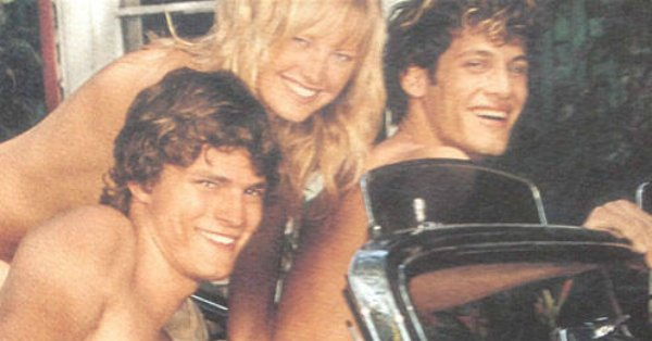 Fifty Shades is nothing new, Jamie Dornan has been getting naked on camera for decades.