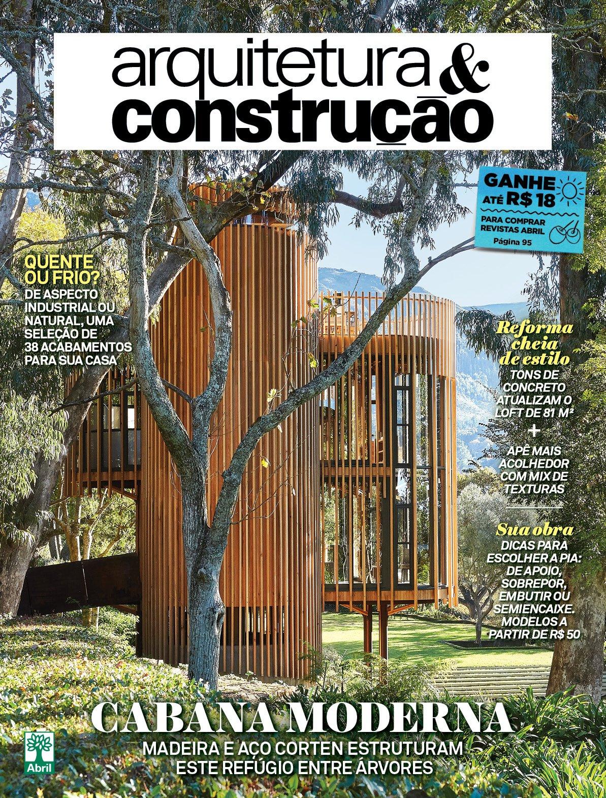 A edição deste mês da @revistaaec já está nas bancas! Confira projetos inspiradores com muito verde e ótimas soluções para sua obra! https://t.co/qePUHyZzE2